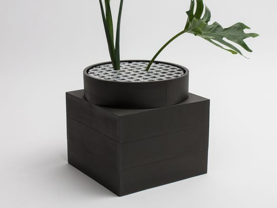 This tall utility vase from Luur Design is among Jeremiah