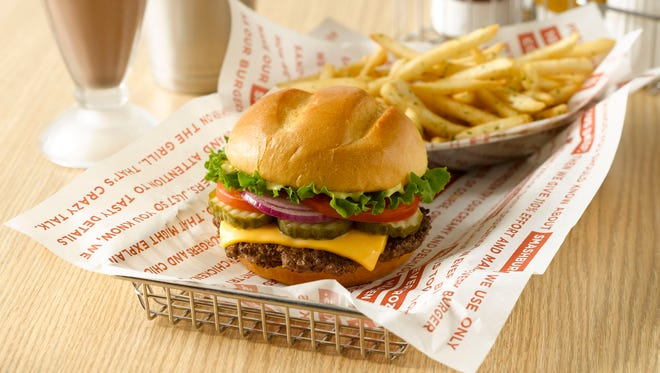Want a free classic Smashburger? Now's your chance.