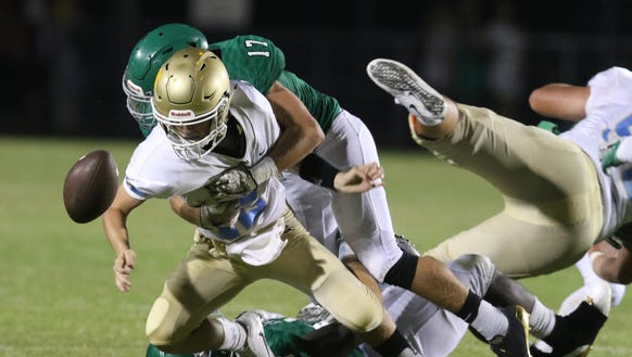 Easley High hosted Daniel High during week one for