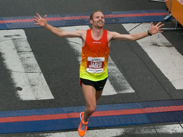 Jared Ward, Olympian and Professor, Is Helping Saucony