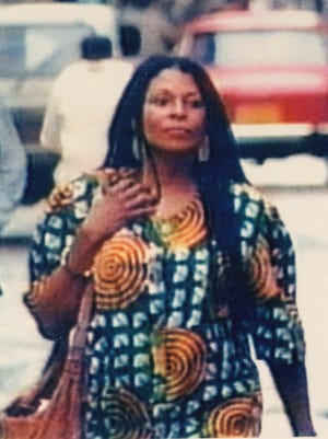 This is an undated file photo provided by the New Jersey State Police showing Assata Shakur - the former Joanne Chesimard - who was put on a U.S. government terrorist watch list on May 2, 2005.