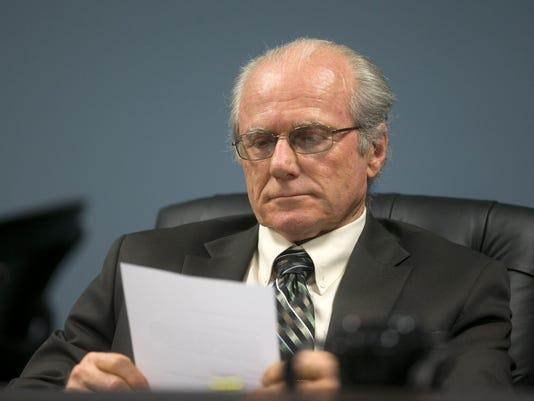 Arizona Corporation Commissioner Robert Burns