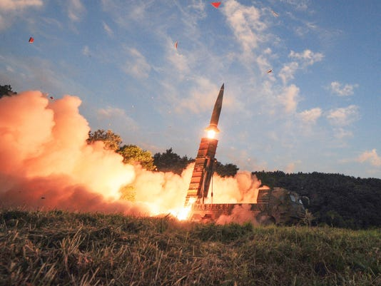 AP APTOPIX SOUTH KOREA KOREAS TENSIONS I KOR