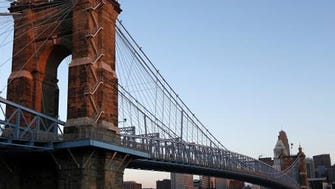 The Roebling Bridge
