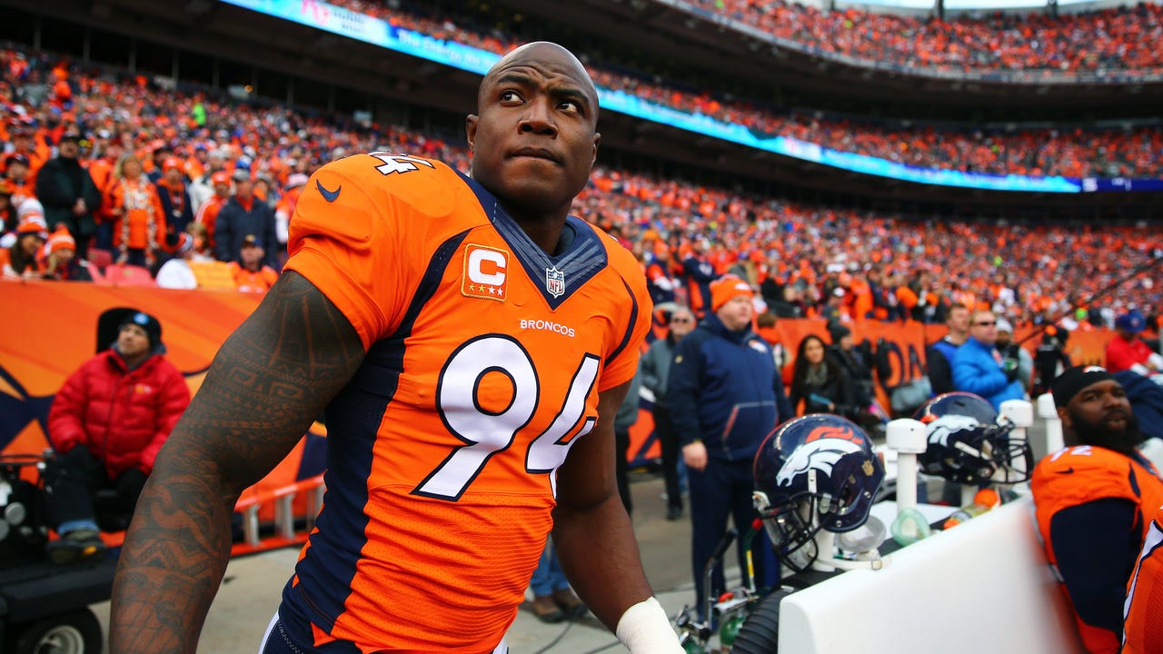 After a decorated 12 years in the NFL, DeMarcus Ware announced his retirement via Twitter on Monday.