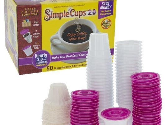 Simple Cups