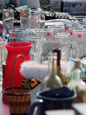 """All sorts of stuff at the """"Big Family Day"""" garage sale, Saturday, 7 a.m. to 2 p.m., at the KPC Hall in Grand Coteau."""