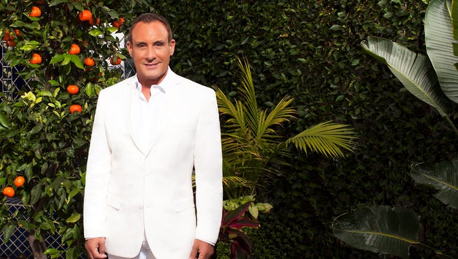 White Party Palm Springs founder Jeffrey Sanker. Sanker died on May 28, 2021 after a battle with liver cancer.