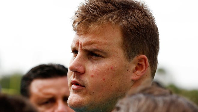 Former Dolphins guard Richie Incognito has kept a low profile since March while working out in preparation for a return to the NFL.