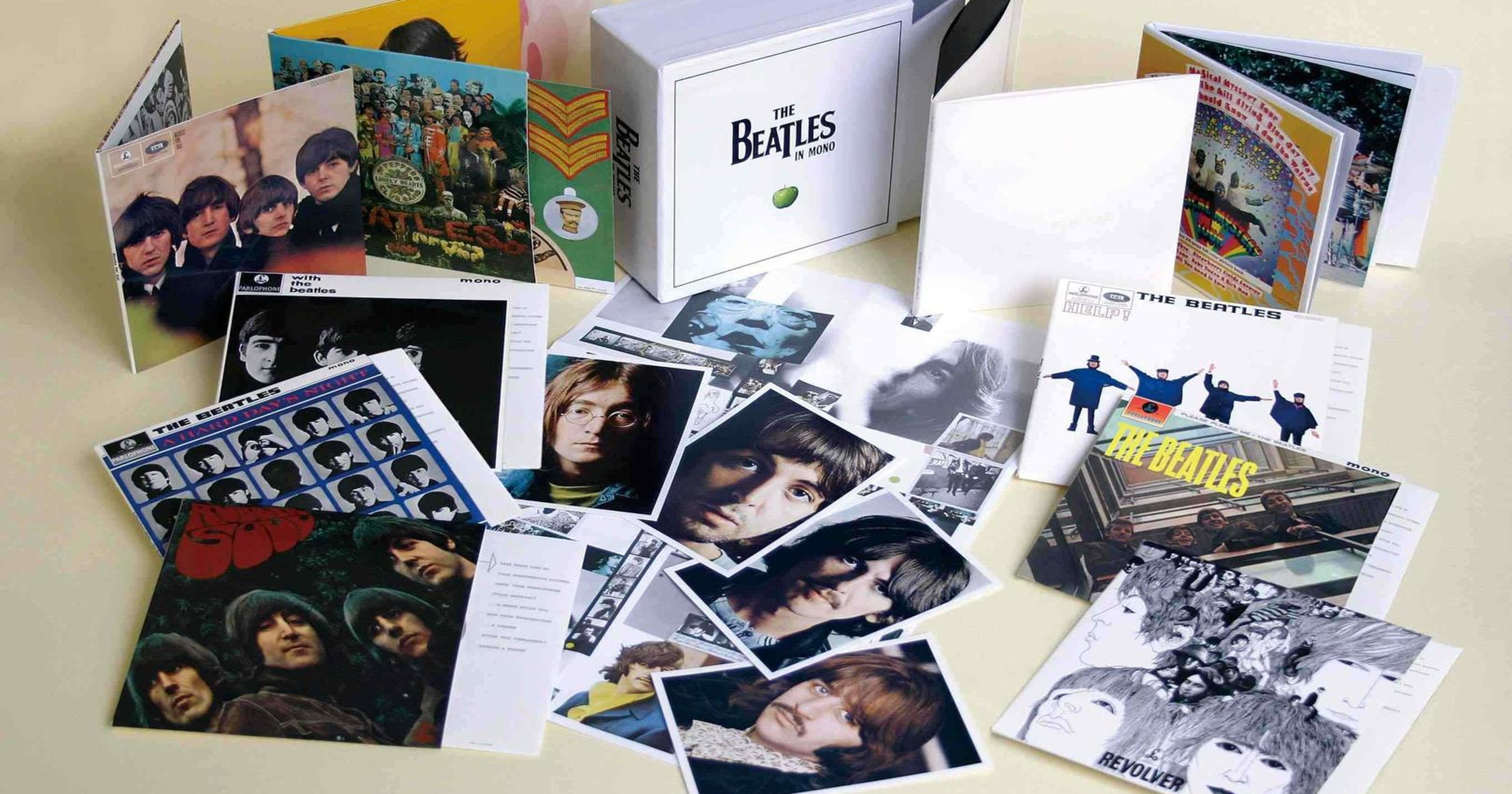 The Beatles in mono? On vinyl? Are you crazy?