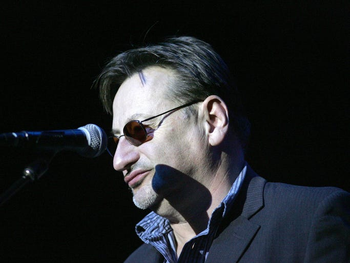 Southside Johnny performs at an ALS Benefit Concert at Count Basie Theatre on Dec. 12, 2006 in Red Bank.