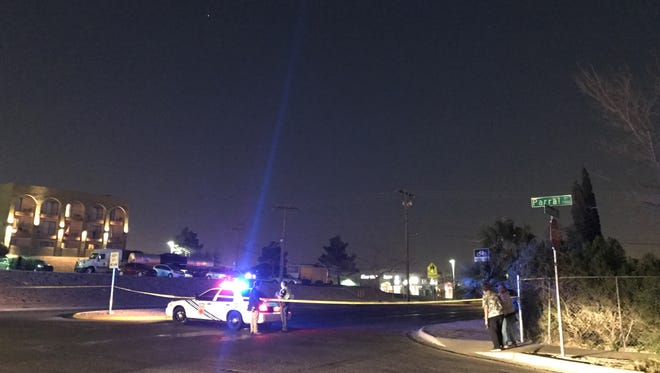 One woman died of a self-inflicted gunshot wound and a man was transported to a hospital with life-threatening injuries following a shooting in the Lower Valley.