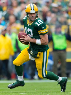 Packers QB Aaron Rodgers seems in line for MVP No. 2 after his stellar 2014 season.