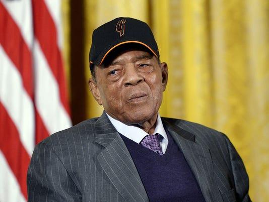 Obama welcomes San Francisco Giants to White House