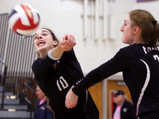 Menomonee Falls Girls Volleyball