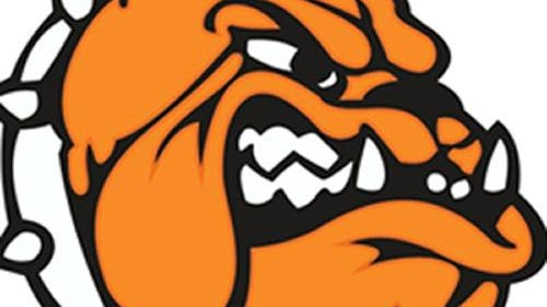 Burkburnett Bulldogs athletic teams logo