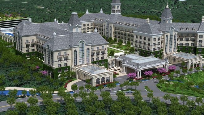 Genting Group wants to build Sterling Forest Resort at Tuxedo Ridge Ski Center in Orange County