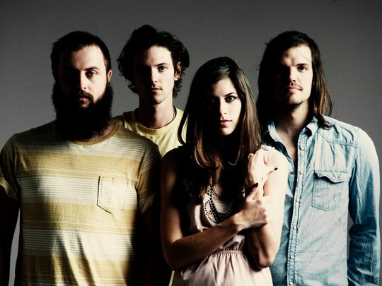 Houndmouth will perform on May 28 at the Vogue.