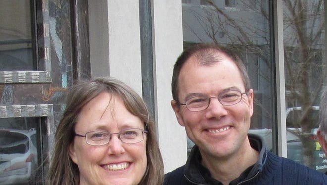 Kathy and Andy Roat are the owners of Fleet Feet Sports in the East Village.