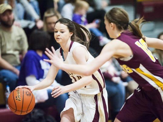 Choteau v Shelby Girls' Basketball