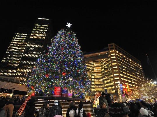 Twelve Big Holiday Traditions In Metro Detroit