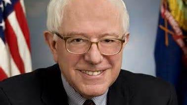 U.S. Sen. Bernie Sanders of Vermont