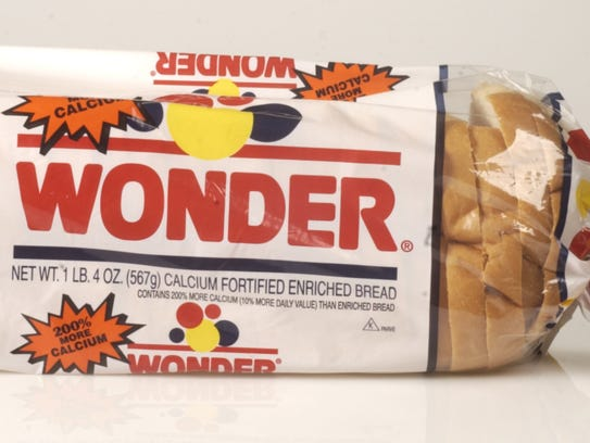Wonder Bread was first sold in stores on May 21, 1921,