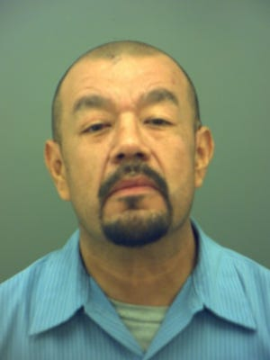 Samuel Saldivar is accused of falsely reporting a stabbing at the 5 Points Bistro on Jan. 19.