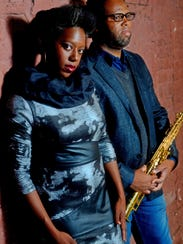 Knoxville musical duo Kelle Jolly and Will Boyd make