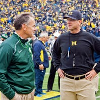 Why Michigan and Michigan State are crushing it on the recruiting trail