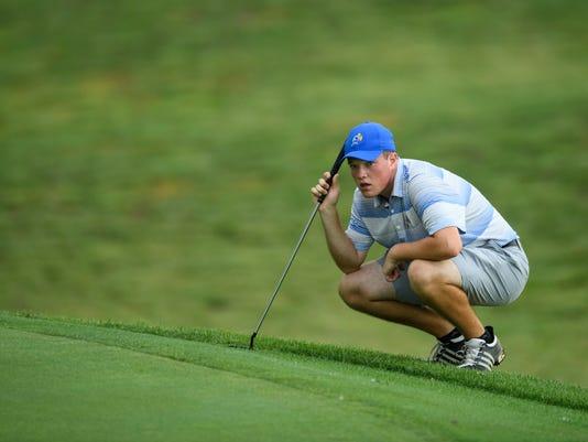 13 Boys Sectional Golf
