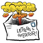 Letters: Cartoon offensive, Noah wrong, shooting shocking