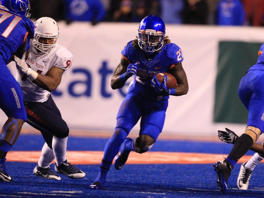 NCAA Football: Mountain West Football Championship-Fresno State at Boise State