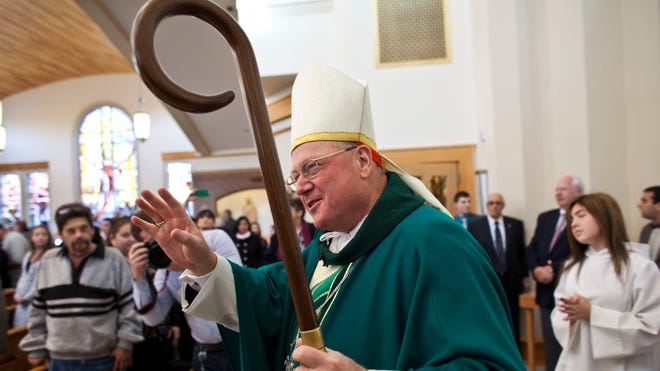 Cardinal Timothy Dolan is the archbishop of New York.