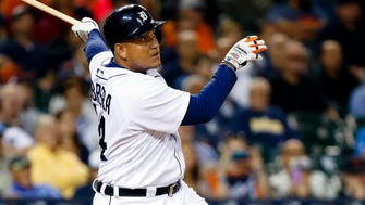 Miguel Cabrera has hit four home runs in his last three games to keep the Tigers in it.