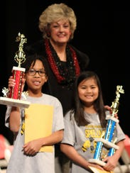 Winners of the Deming Public Schools District-Wide