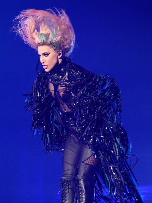 "Lady Gaga ""Joanne"" Tour - Los Angeles"