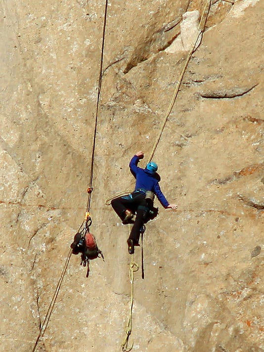 Kevin Jorgeson, Tommy Caldwell