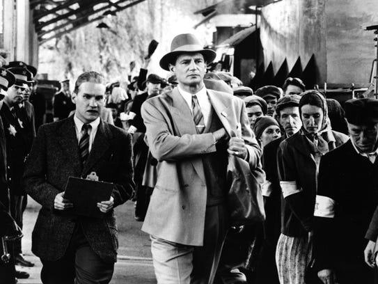 Liam Neeson as Oskar Schindler in 'Schindler's List.'