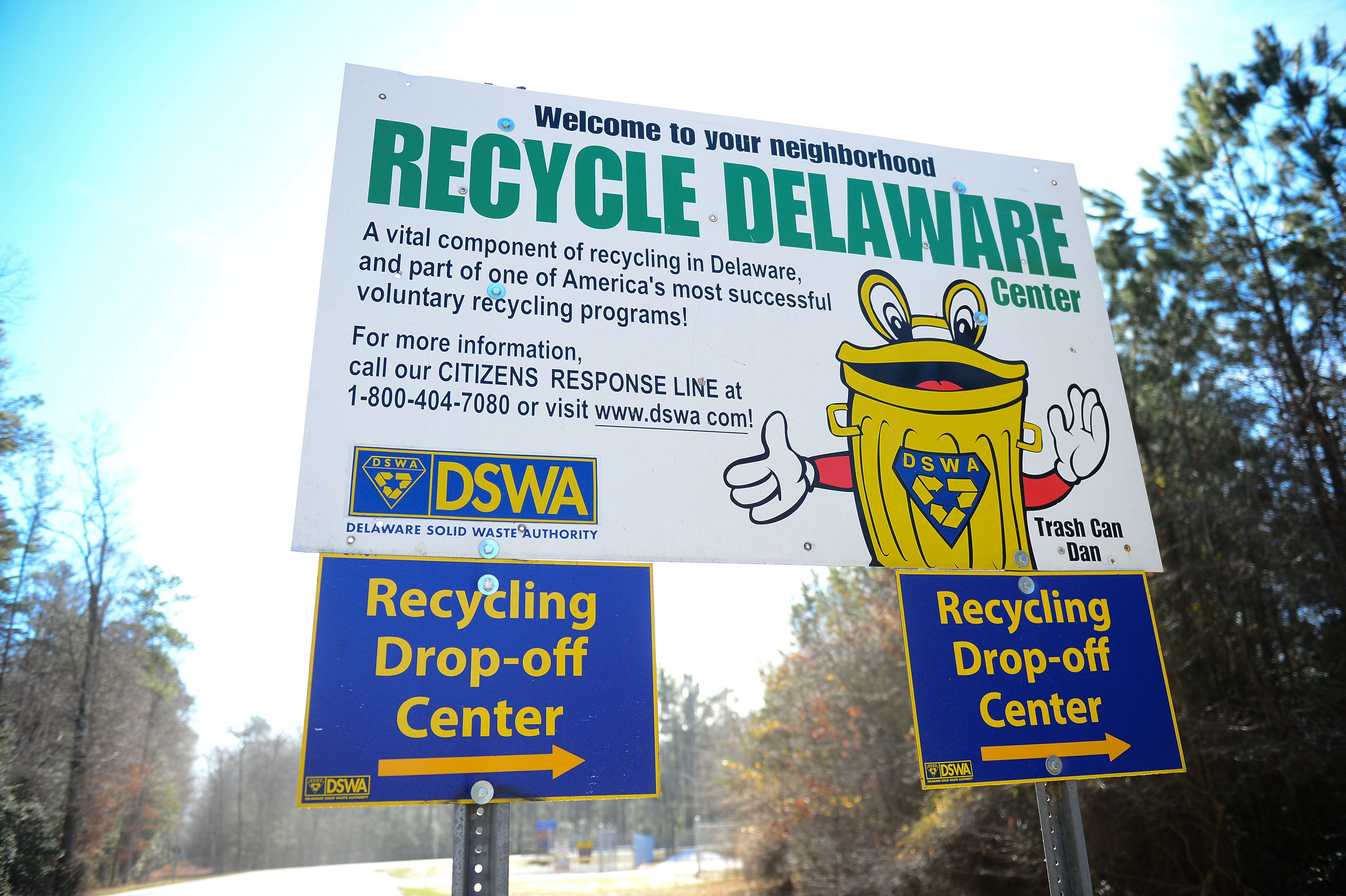Law mandating that citizens recycle example