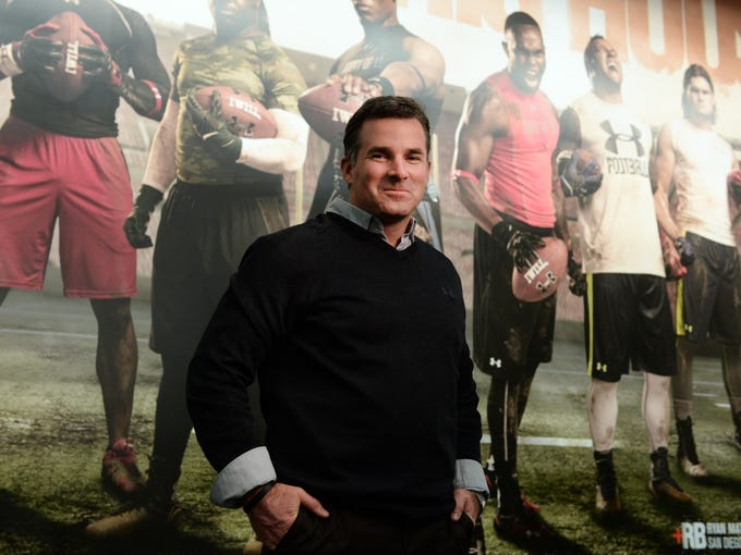 Kevin Plank, Founder and CEO of Under Armour is Smarter