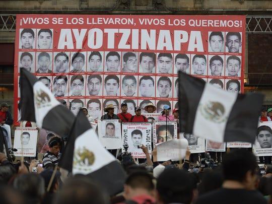 Amnistía Internacional criticó a la PGR por intentar descreditar a los peritos argentinos que investigan el caso Ayotzinapa.