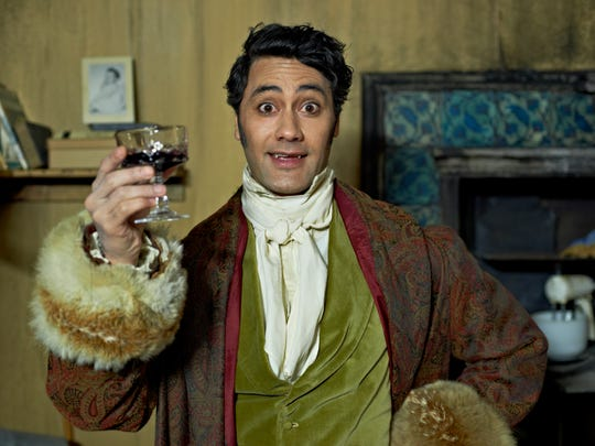 "Taika Waititi in the original ""Shadows"" film."