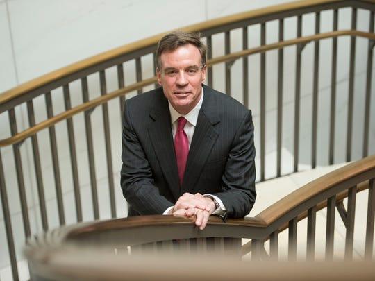 Sen. Mark Warner, D-Va., a former tech entrepreneur