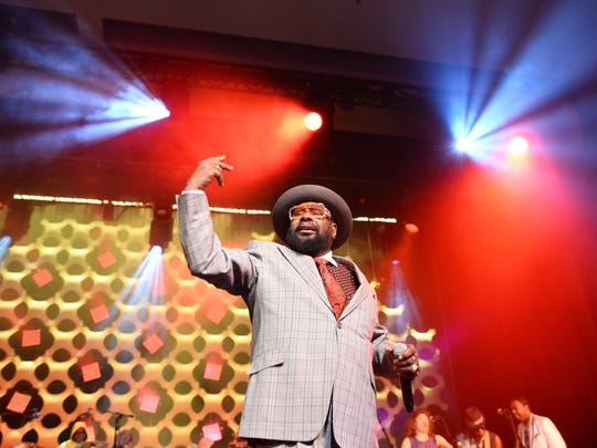 The great George Clinton.
