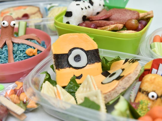 Fun and creative bento boxes for kids can make meal prep a fun-filled family activity.