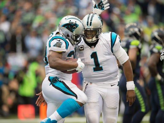 NFL: Carolina Panthers at Seattle Seahawks