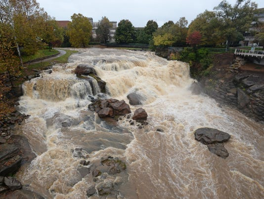 6 Greenville Areas That Prone To Flooding
