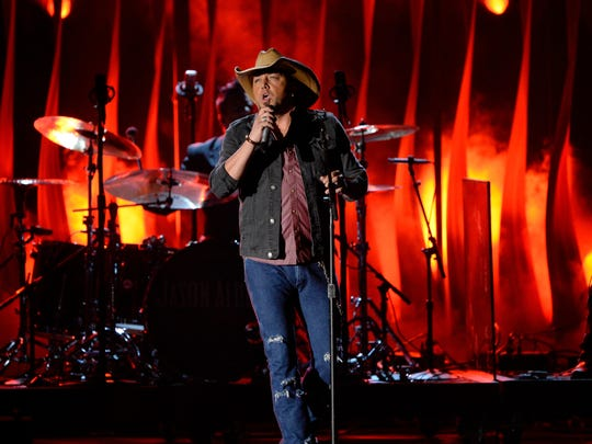 Jason Aldean will be at JQH Arena on Jan. 23.