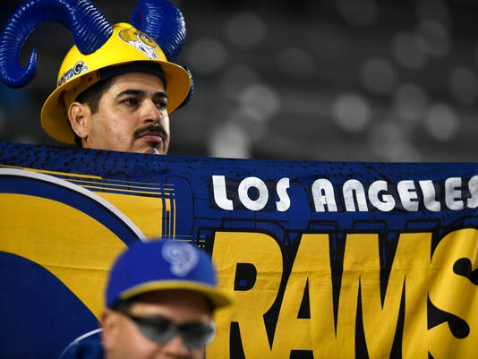 Oct. 2: Rams